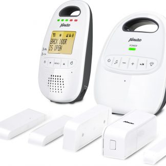 Alecto DBX-99 - DECT Babyfoon met raam/deurbewaking