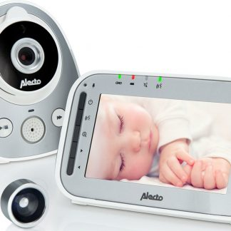 Alecto DVM-143 Panorama Babyfoon met camera en groothoeklens
