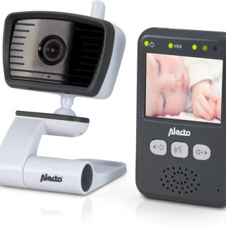 """Alecto DVM-55 Babyfoon met camera 2.4"""""""