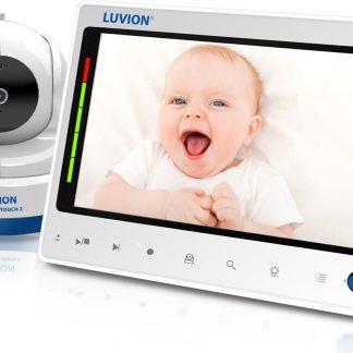 Luvion Prestige Touch 2 - Babyfoon Met Camera