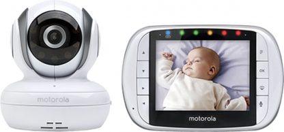 Motorola MBP-36S Babyfoon met camera