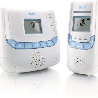 NUK - NUK 10256267 - DECT Babyfoon met Display