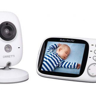 Babyfoons met camera