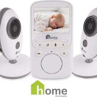 Overmax Home Babyline 5.1 Babyfoon met 2 camera's