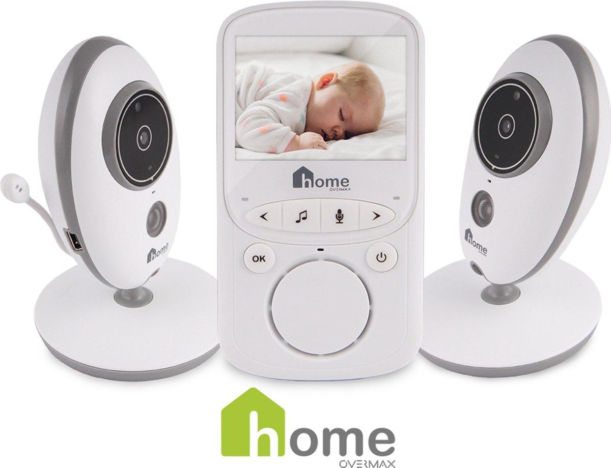 Verbazingwekkend Lionelo Babyline 5.1 Babyfoon met 2 camera's - Babyfoonwinkel XH-97
