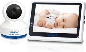 Luvion Grand Elite 3 Connect - HD Wifi Babyfoon met Camera én App
