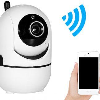 Eyzo HD Hoge Kwaliteit 720P Draadloze Securitycamera & Babyfoon