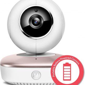 Motorola MBP-87 Smart nursery - Wifi babyfoon met camera