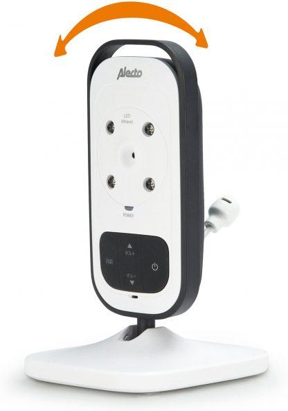 Alecto DVM-75C Extra camera voor DVM-75 | Handmatig beweegbare camera | Wit / Zwart