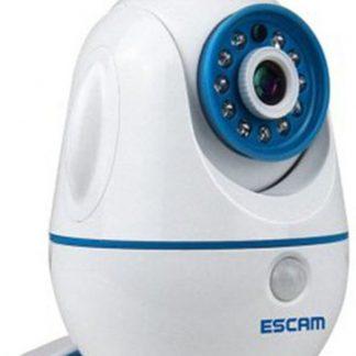 Escam Penguin QF521 Babyfoon met Camera en Bewegingsdetectie - IP Camera - 1280 x 720p - Inclusief microfoon en speaker