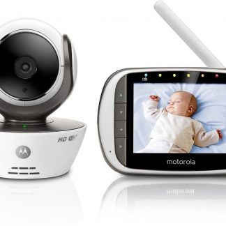 Motorola MBP-853 CONNECT Babyfoon met camera en Wifi