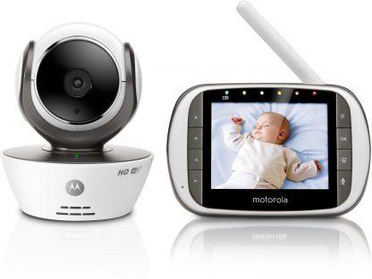 Motorola MBP-853 CONNECT Babyfoon met camera en Wifi