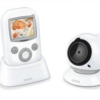 Sanitas SBY 98 / Babyfoon met camera - video