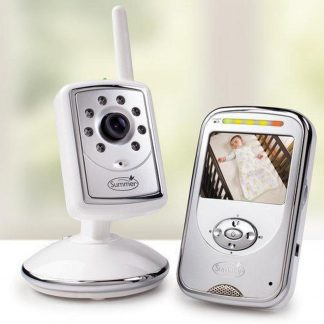 Slim and Secure digitale video babyfoon