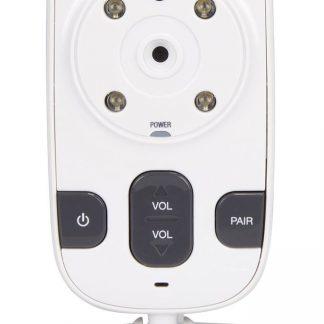 Alecto DVM-671 Extra Camera - meerdere slaapkamertjes in de gaten willen houden | Wit