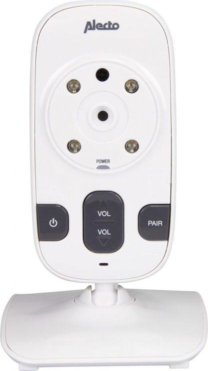 Alecto DVM-671 Extra Camera - meerdere slaapkamertjes in de gaten willen houden   Wit