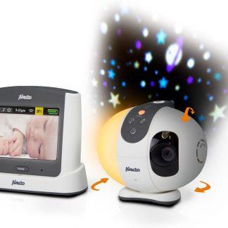 """Alecto DVM-750 - Babyfoon met camera 3.5"""""""