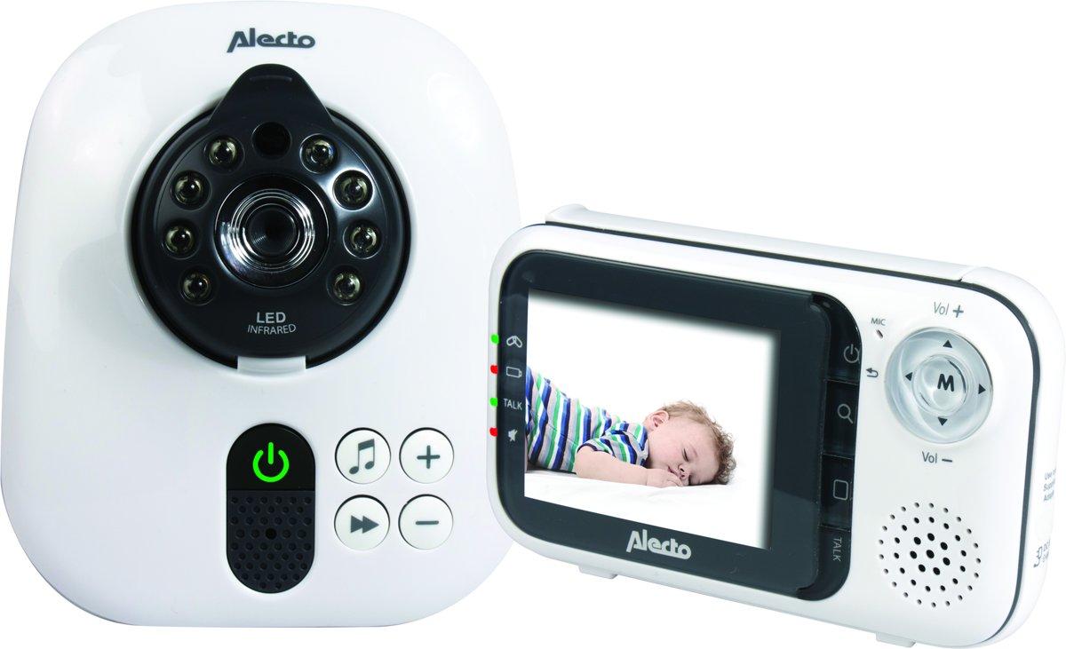 Onwijs Alecto DVM-80 Babyfoon met Camera 2,8