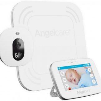 Angelcare AC417 - Bewegingsmelder - Babyfoon - Met Video