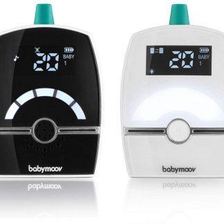 Babymoov Babyfoon Premium Care - audio Babyfoon - bereik 1400m