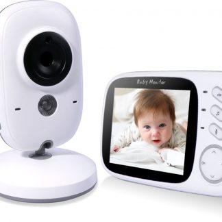 VB603 Video Baby Monitor Babyfoon Met Camera - Wit