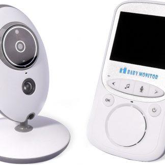VB605 Babyfoon Baby Monitor met camera - Wit