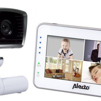 """Alecto - DVM-260 - Babyfoon met camera 4.3"""""""