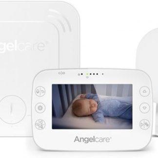 Angelcare Babyfoon AC327 geluids - camera draadloos - sensormatje NEW2019