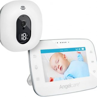 "Angelcare babyfoon met videobewaking AC310-D - 4,3 ""display"