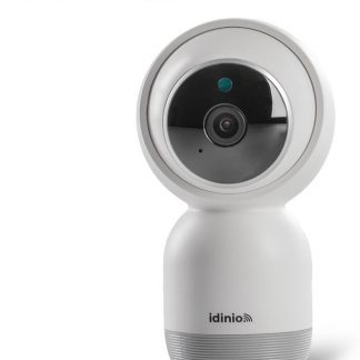 Idinio Slimme WiFi Beveiligingscamera IP20 met Babyfoon Functie