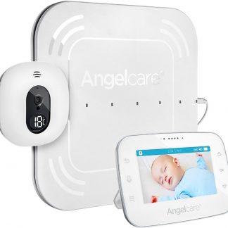 Angelcare Babyfoon met Camera en Sensormatje - Monitor - AC315