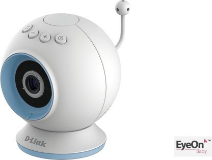 D-Link DCS-825L Eye on Baby Monitor - IP-camera