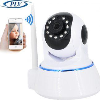 PLV NC813RW Robot WiFi Smart Camera 1080P HD Draadloos beveiligingscamera - bewakingscamera - nachtcamera - babyfoon