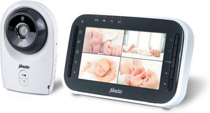 Alecto Baby DVM-143 Babyfoon met camera -lange standby tijd tot 12 uur