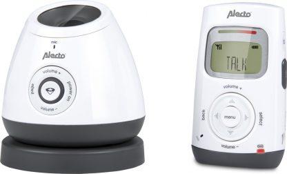 Alecto DBX-111 Babyfoon met projector - Wit