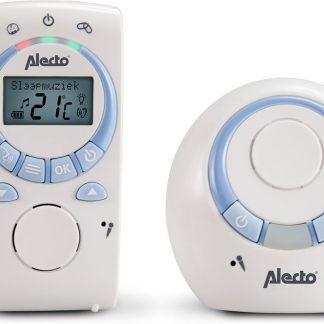 Alecto DBX-76 Babyfoon - Wit