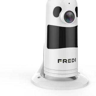 Babyfoon Met Camera - Babyfoon Met Camera En App - Babyfoon met Wifi - Panda