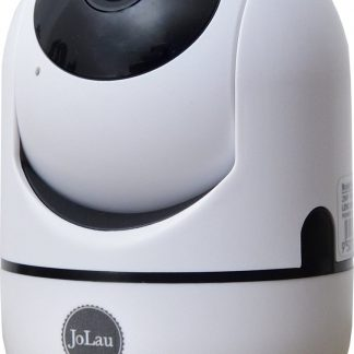 Babyfoon met HD Camera 360graden van JoLau met WIFI , inclusief optie om personen te volgen!