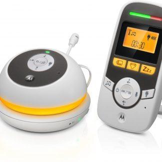 Motorola MBP169 babyfoon - draagbaar - digitale audio monitor