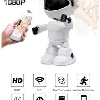 """Wifi Babyfoon met camera """"Robot"""""""