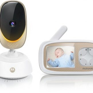 "Motorola Comfort45 Connect babyfoon - Smart 2.8"" scherm - videobabymonitor"
