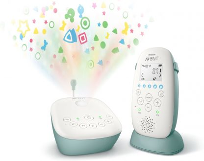 Philips Avent Dect Babyfoon SCD731/26