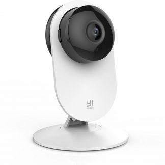 Babyfoon met Camera - Huil Detectie - Beweging sensoren - 2 Way Audio - FULL HD - Babyfoon met App - 1080p - Camera Beveiliging - Wifi Camera Binnen - Infrarood voor Nachtvisie.