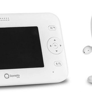 Overmax Babyline 8.1 babyfoon met 1 camera (uitbreidbaar met max. 3 extra camera's)