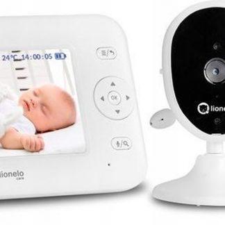 Overmax Babyline 8.1 babyfoon met 2 camera's, 300m bereik, tweeweg communicatie