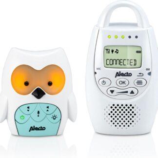 Alecto Baby DBX-84 Eco DECT babyfoon - in de vorm van een uiltje