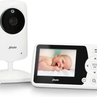 Alecto Baby DVM-64 Babyfoon met camera - lange standby tijd tot 10 uur