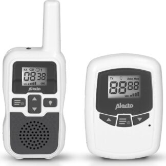 Alecto DBX-80 Babyfoon - Groot bereik tot 3.000 meter