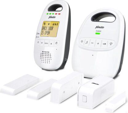 Alecto DBX-99 Babyfoon - Wit