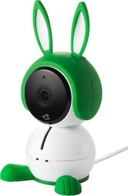 Arlo babyfoon Met Indoor IP-camera - Groen/Wit